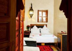 Riad Dar Justo - มาราเกช - ห้องนอน