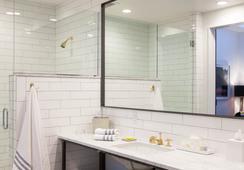 The 404 Hotel - แนชวิลล์ - ห้องน้ำ