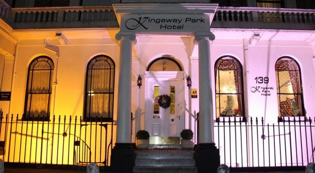 Kingsway Park Hotel At Park Avenue - London - Building