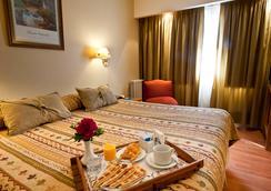 Hotel Nahuel Huapi - ซาน คาร์ลอส เด บาริโลเช - ห้องนอน