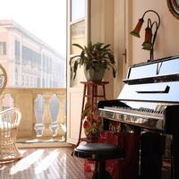 Ca' Del Sol B&B B&B Cagliari CadelSol with piano