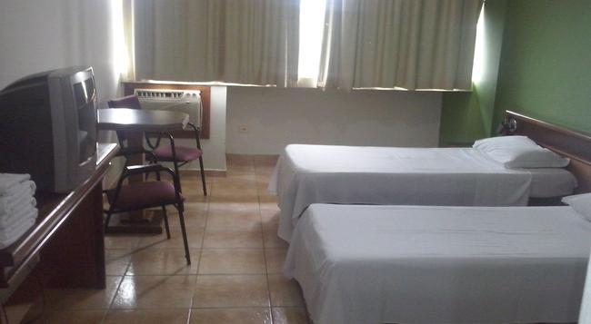 Hotel Lanville Athenee - Foz do Iguaçu - Bedroom