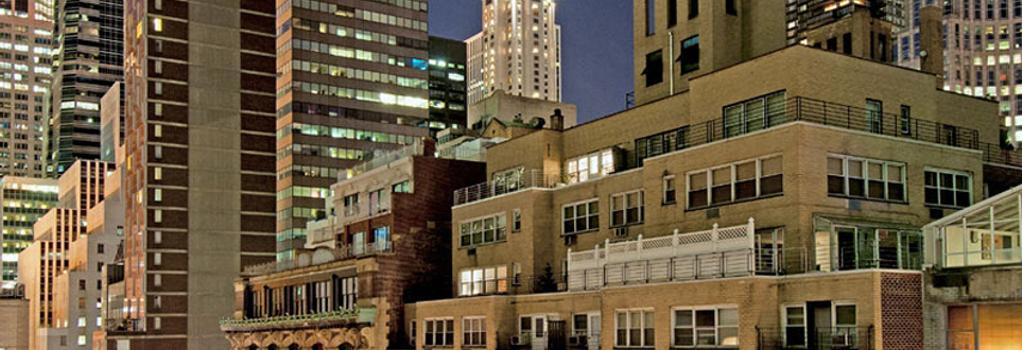 Carvi Hotel New York - New York - Building