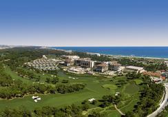 Regnum Carya Golf & Spa Resort - เบเลก - วิวภายนอก