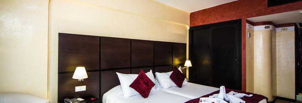 Anezi Tower Hotel - Agadir - Bedroom