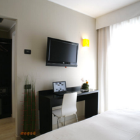 Hotel Aniene Guest room