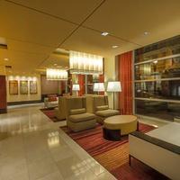 San Francisco Marriott Union Square Lobby