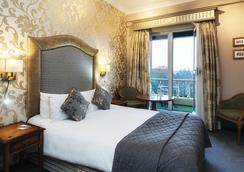 Fitzpatrick Castle Hotel - ดับลิน - ห้องนอน