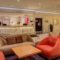 Hilton Leeds City Lobby