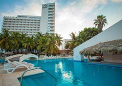 Park Royal Ixtapa - อิคทาพา - สระว่ายน้ำ