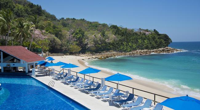Park Royal Puerto Vallarta Family Beach Resort - Puerto Vallarta - Beach
