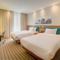 Hampton by Hilton Ufa Guestroom