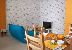 City-in-hostel-B&B - คาตาเนีย - ร้านอาหาร