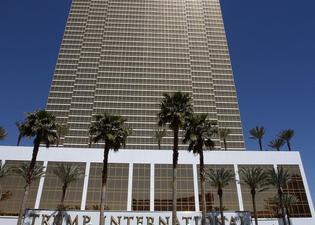 Suites at Trump International Hotel Las Vegas
