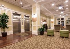 Cavalier Inn At The University of Virginia - ชาร์ลอร์ตวิลล์ - ล็อบบี้