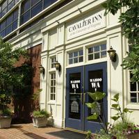 Cavalier Inn At The University of Virginia Hotel Entrance