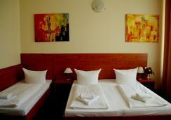 City Hotel am Kurfürstendamm - เบอร์ลิน - ห้องนอน