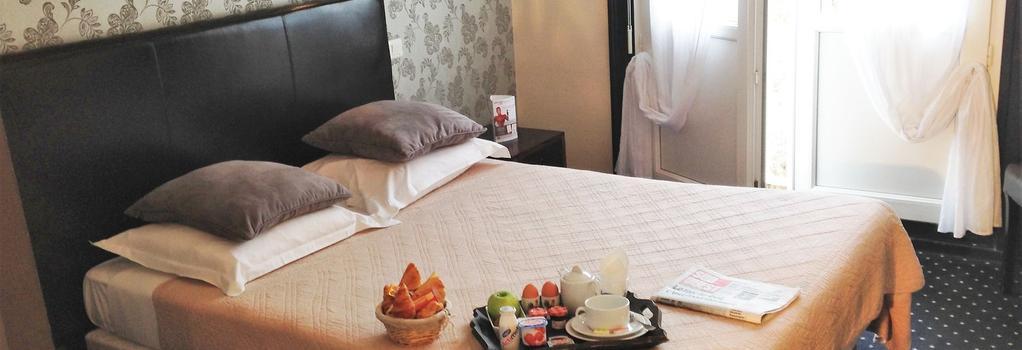 Hôtel de France Bergerac - Bergerac - Bedroom