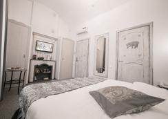 Zhukov Hotel - ออมสค์ - ห้องนอน