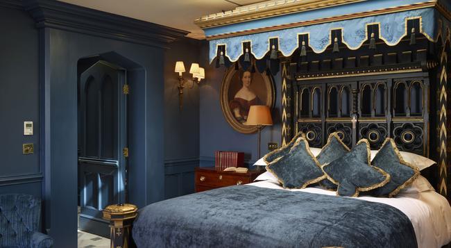 Batty Langley's - London - Bedroom