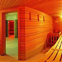 Upstalsboom Hotel Ostseestrand Sauna im Baltic Spa