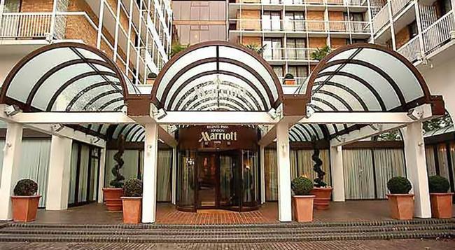 London Marriott Hotel Regents Park - London - Building
