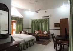 Kunjpur Guest House - อัลลาฮาแบด - ห้องนอน