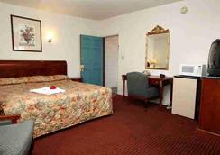 Candle Bay Inn - มอนเทอเรย์ - ห้องนอน