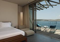 Kuum Hotel & Spa - โบดรัม - ห้องนอน