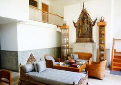 The Babylon Bangkok Bed & Breakfast - กรุงเทพฯ - เลานจ์