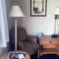 A Western Rose Motel Guestroom