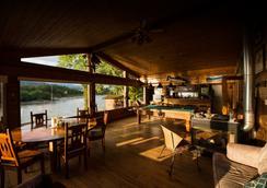 Skeena River House Bed & Breakfast - Terrace - เลานจ์