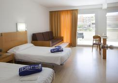 Hotel Ibersol Son Caliu Mar & Beach Club - ปาลมา โนวา - ห้องนอน