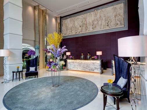 เดอะ สุโกศล - เดิม โรงแรมสยามซิตี้ - กรุงเทพมหานคร - แผนกต้อนรับส่วนหน้า