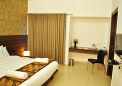 The Palazzo - ไฮเดอราบรัด - ห้องนอน