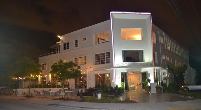 North Beach Hotel - Fort Lauderdale - Building