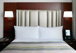 Club Quarters Hotel In Boston - บอสตัน - ห้องนอน