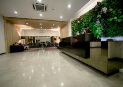 The Hotel at Green Sun - มะนิลา - ล็อบบี้