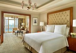 Four Seasons Hotel Cairo Nile Plaza - ไคโร - ห้องนอน