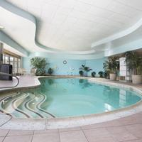 Embassy Suites by Hilton Convention Center Las Vegas Swim in our large pool and relax in our hot tub on the sundeck!