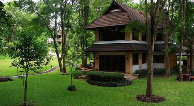 Comsaed River Kwai Resort - Kanchanaburi - Building