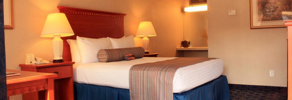 Sands Inn & Suites - San Luis Obispo - Bedroom