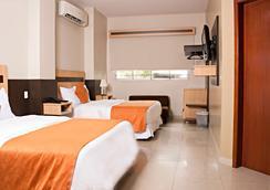 Hotel Corona Real - กวายากิล - ห้องนอน