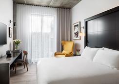 Hotel William Gray - มอนทรีออล - ห้องนอน