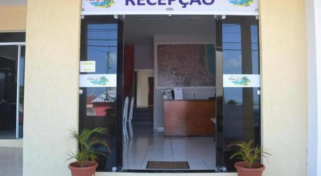 Hotel Pousada Maravista - Natal - Building