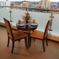 Tanzanite Executive Suites Balcony
