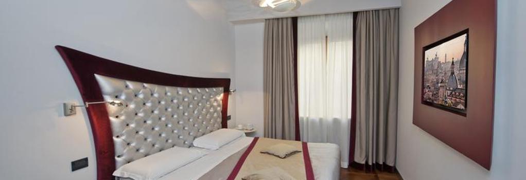Relais Forus Inn - Rome - Bedroom