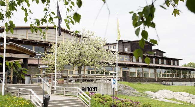 Arken Hotel & Art Garden Spa - Gothenburg - Building
