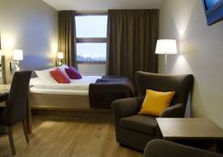 Arken Hotel & Art Garden Spa - กอเทนเบิร์ก - ห้องนอน