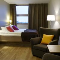 Arken Hotel & Art Garden Spa Guest room